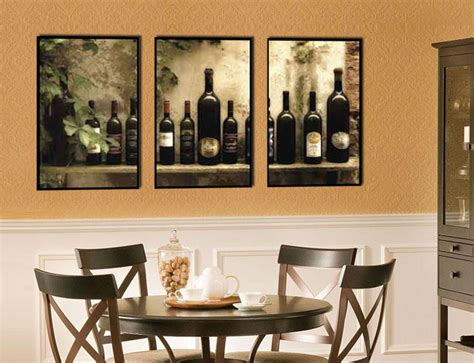 framed art for dining room dining room framed canvas art
