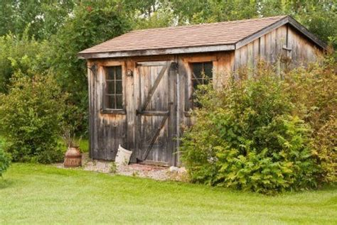 cheap backyard garden sheds can be obtained by both