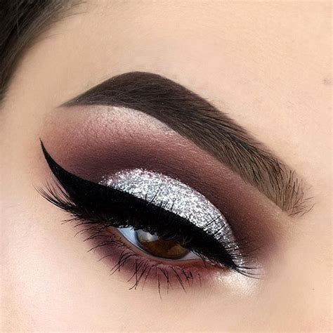 Eyeliner Silver how to use silver eyeliner diy makeup ideas