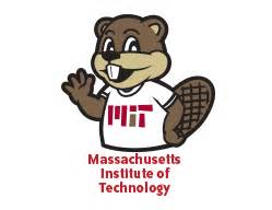 mit school colors tim the beaver mit graphic identity