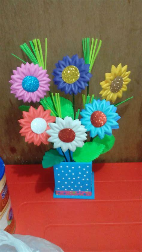 imagenes de rosas en foami liliana manualidades flores en fomi