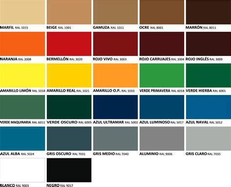 carta de colores interior gama de colores pintura interior descargar carta de