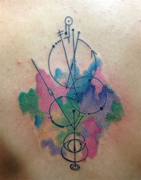 tattoo geometric background geometric lines with water color abstract background yelp
