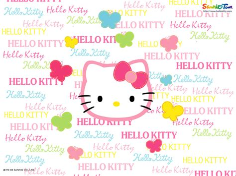 hello kitty quote wallpaper hello kitty wallpapers cute kawaii resources