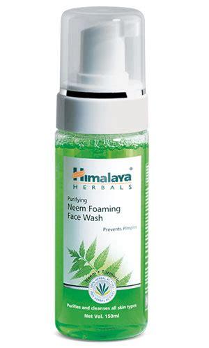 Foaming Wash Skin purifying neem foaming wash by himalaya herbals