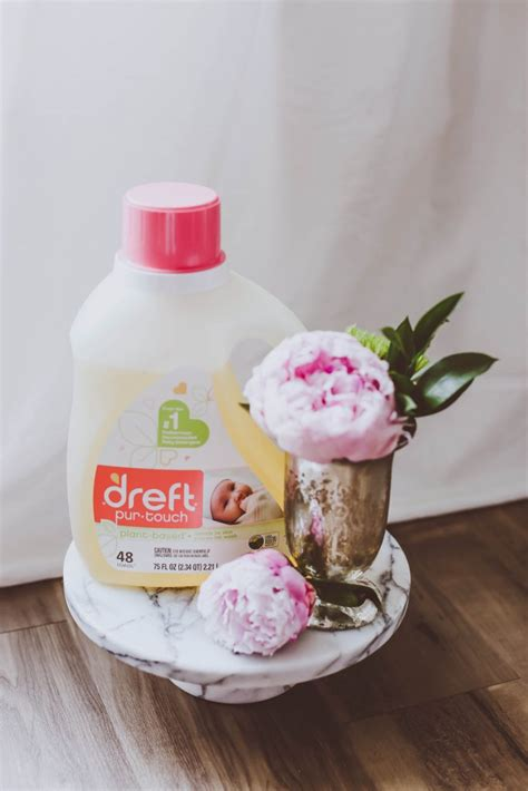 Baby Clothes Giveaway - pre washing baby clothes dreft purtouch giveaway