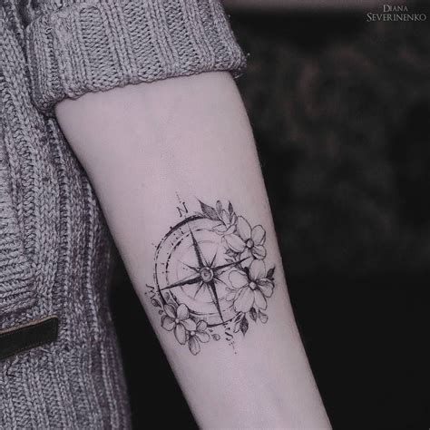 travel tattoos compass travel travel tatuajes