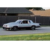1982 Oldsmobile Cutlass Pro Stock Drag Race Street USA
