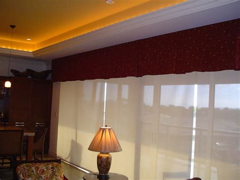 interior sun shades for windows window treatments motorized sun shades with tropical