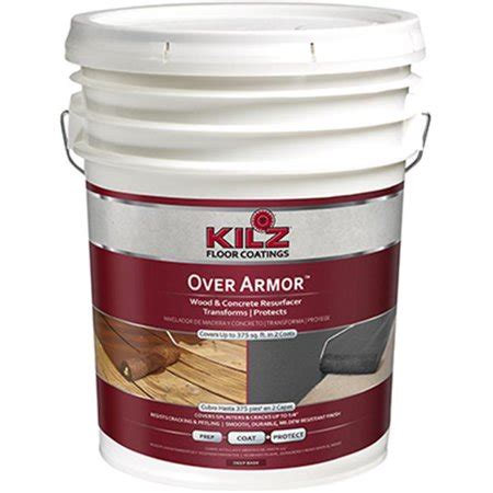 kilz   armor solid color deep base  gallon