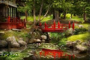 Asian Trellis Japanese Garden Meditation Photograph By Mike Savad