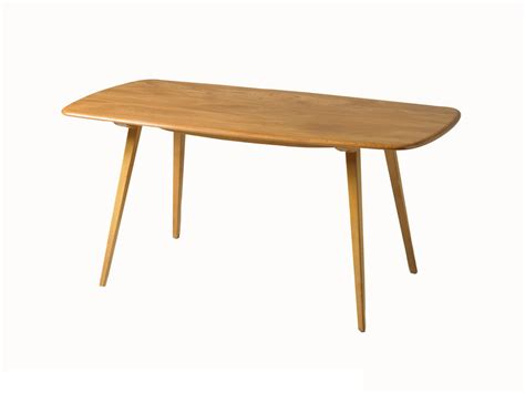 buy the ercol plank table at nest co uk