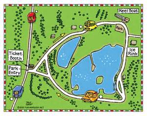 map of parks maps usa
