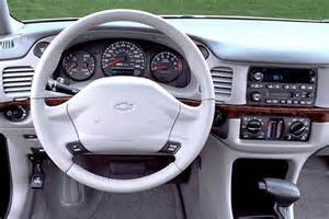 2005 chevrolet impala reviews specs and prices cars