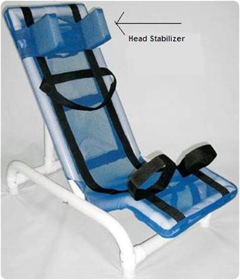 couch cushion stabilizer head stabilizer for tilt in space bath chair