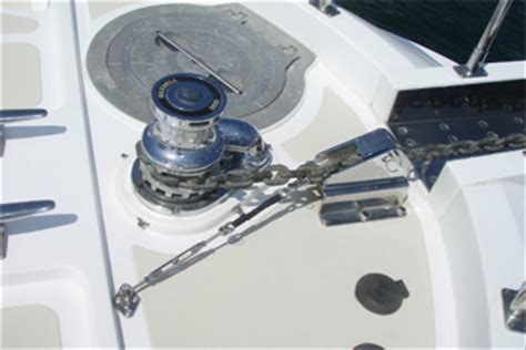 how to take the stopper out of a bathtub anticipating anchoring ocean navigator may june 2014