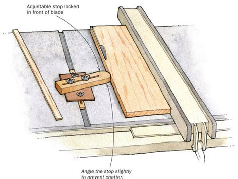 how thin a strip makes a haircut a mohawk cutting thin strips on the tablesaw finewoodworking