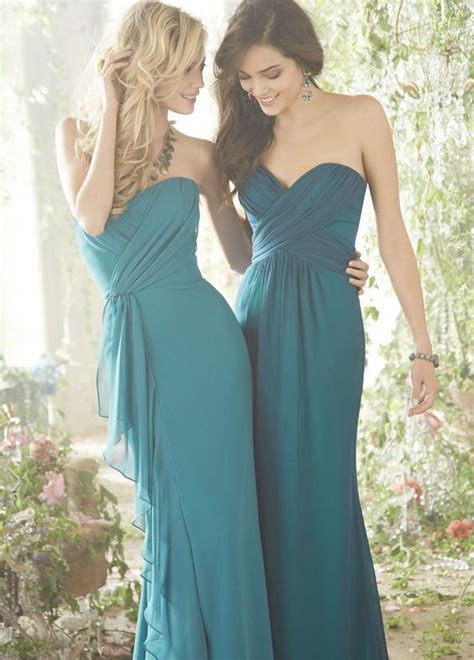 Teal Bridesmaid Dress by 17 Cool Teal Bridesmaid Dresses Ideas Designers