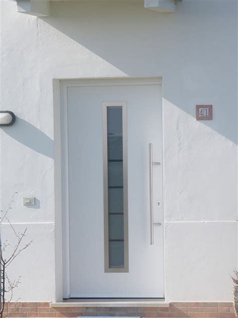 portoni ingresso moderni porte in alluminio reggio emilia mantova prezzi
