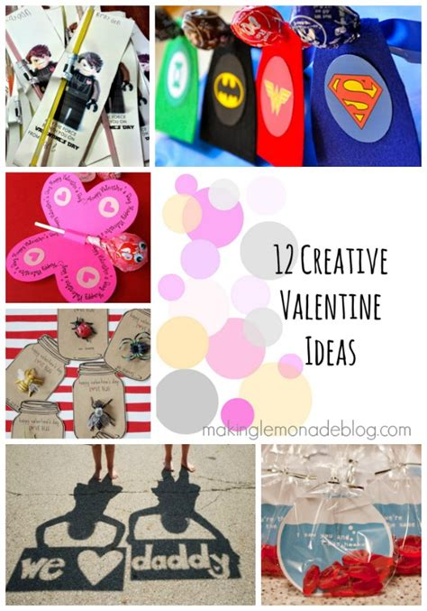 unique valentines ideas 12 creative ideas lemonade