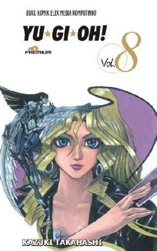 Komik Yu Gi Oh 30 bukukita yu gi oh premium 8 toko buku