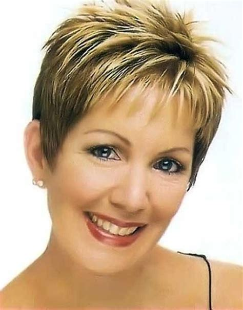 15 best hairstyles for women over 40 20 best collection of short haircuts for women over 40