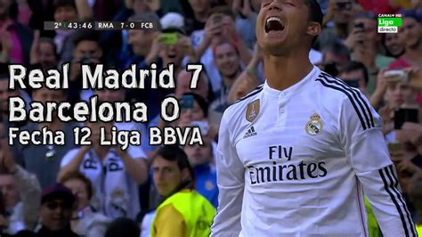 imagenes del barcelona ganando al real madrid real madrid beat barcelona 7 0 in the recent clasico