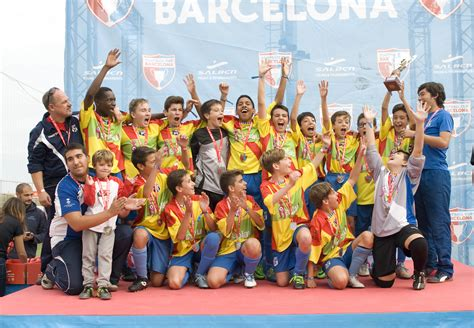 barcelona youth football cup barcelona international youth football