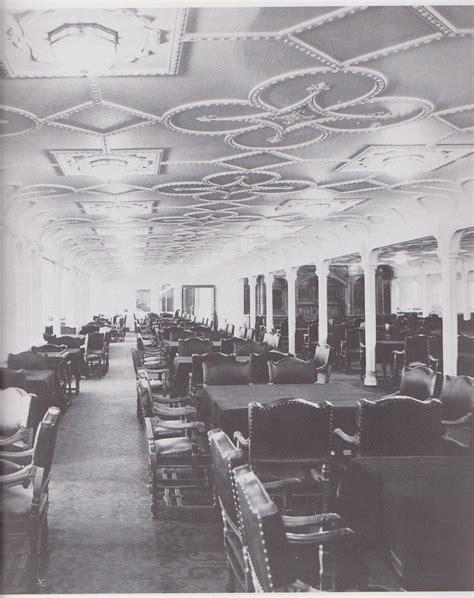 titanic third class dining room third class diana overbey
