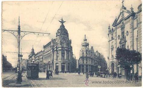 imagenes vintage madrid 5431 postal antigua de madrid calle de alcal comprar