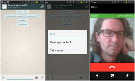 tutorial activar llamadas whatsapp activar las llamadas de voz en whatsapp tutorial android