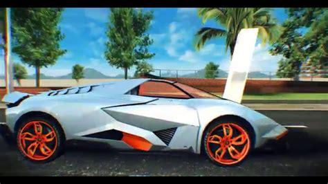 Asphalt 8 Lamborghini Egoista by Lamborghini Egoista Asphalt 8 Airborne Android Windows