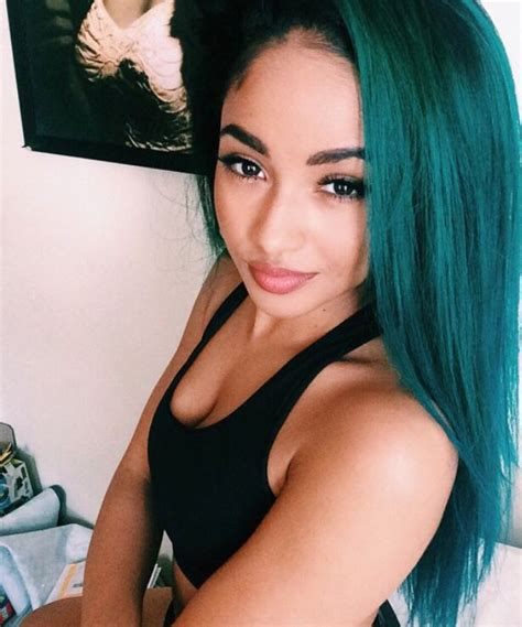how to get hair color out of clothes get a turquoise hair dye to stand out in the crowd