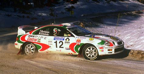 Toyota Considering World Rally Chionship Return Report