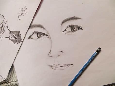 cara menggambar anime wanita cantik 17 terbaik ide tentang menggambar wajah di