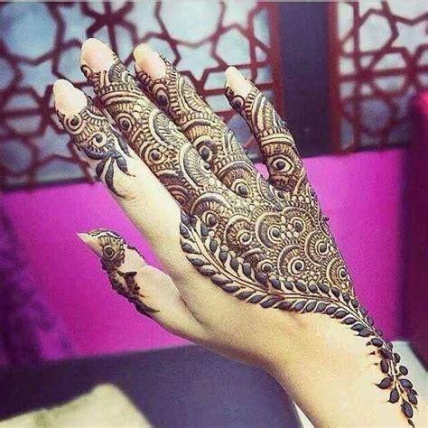 Beautiful Arabic Mehndi Designs 2016 New Style Arabic Design