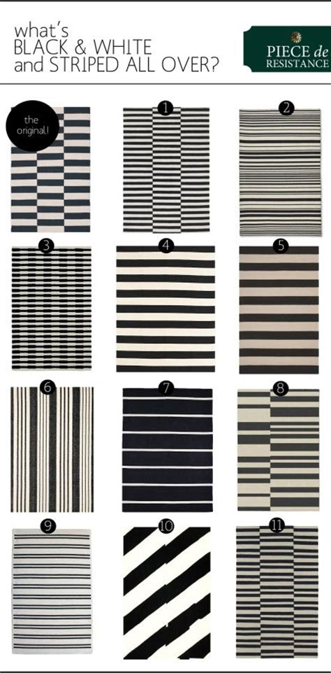 Black And White Striped Kitchen Rug Best 25 Striped Rug Ideas On Stripe Rug Black White Rug And Velvet Sofa