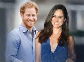 Meghan Markel And Prince Harry Meghan Markle Surfaces In London To See Prince Harry Is