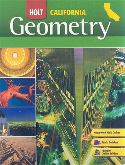 geometry picture books the best sellers books holt california geometry