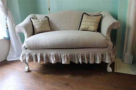 Slipcovers For Loveseats With 2 Cushions reclining loveseat slipcover with white color 2 cushions and wooden leg ideas