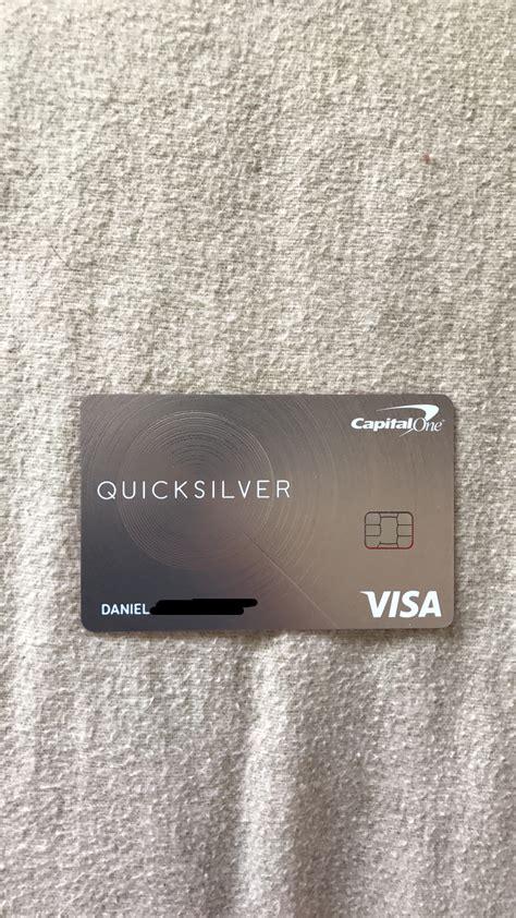 Capital One Custom Credit Card Design