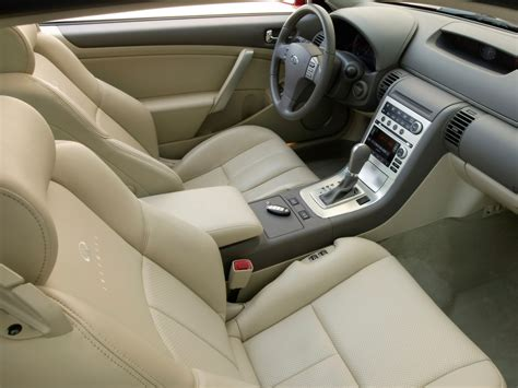 Infiniti G35 Coupe Interior by 2006 Infiniti G35 Sport Coupe Interior 1920x1440