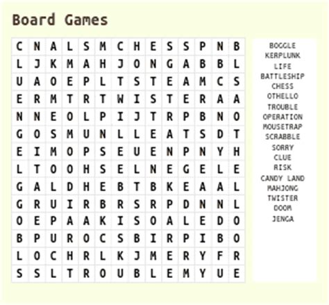 Serial Garden Answers Minecraft Word Search