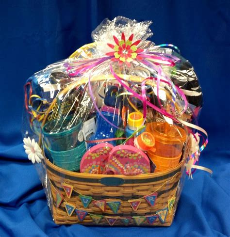 theme names for gift baskets 80 best rfl raffle basket ideas images on pinterest