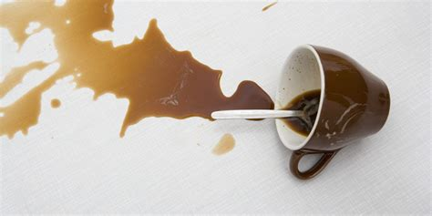 Spilled Coffee On by How I Stay Awake At Work Without Coffee Huffpost