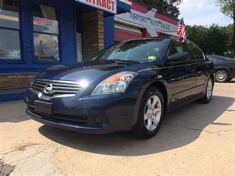 2009 Nissan Altima For Sale by 2009 Nissan Altima Airport Auto Sales Used Cars For