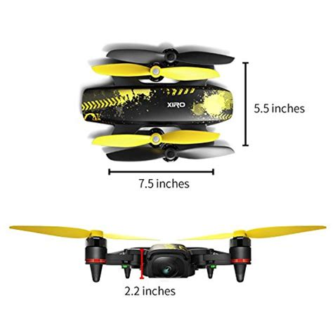 Xiro Mini Lower Fuselage Berkualitas xiro xplorer mini discovery quadcopter drone with hd and remote controlled by ios