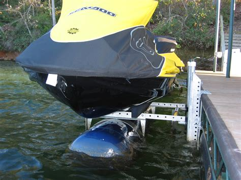 boat lifts for sale kimberling city mo hydrohoist jet ski side mount pwc lift top shelf boat lifts