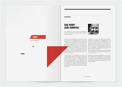 good editorial layout design strassenfeger visual identity and editorial design