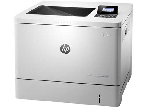 Hp Laserjet Enterprise 500 Color M553dn B5l25a impresora hp color laserjet enterprise m553dn hp store espa 241 a